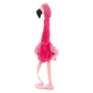 Pet Smart Flamingo Dog Toy